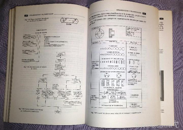 Libros de segunda mano: CADCAM por BARRY HAWKES , EDICIONES PARANINFO, 1989 - Foto 7 - 57793223