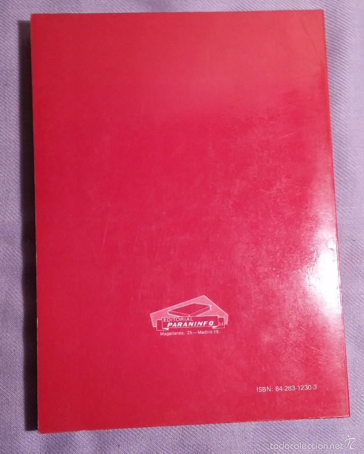 Libros de segunda mano: DICCIONARIO INFORMATICA INGLES-ESPAÑOL ED.PARANINFO 1984 - Foto 2 - 57793458