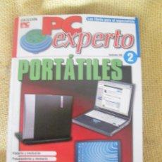 Libros de segunda mano: PC EXPERTO Nº 2 PORTATILES - COLECCION PC ACTUAL. Lote 58382221