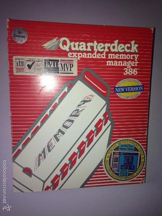 quarterdeck expanded memory manager 386 v5.1 ( - Buy Books of