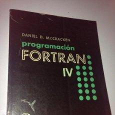 Libros de segunda mano - Programación Fortran IV - 58892471