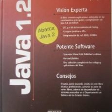 Libros de segunda mano: JAVA 1.2 AL DESCUBIERTO JAMIE JAWORSKI PRENTICE HALL 1999 CON CD. Lote 60727863
