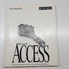 Libros de segunda mano: INTRODUCCIÓN MICROSOFT ACCESS. Lote 61283051
