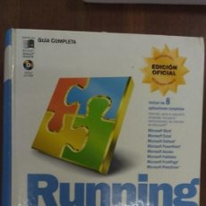 Libros de segunda mano: RUNNING MICROSOFT OFFICE 2000 PREMIUM GUIA COMPLETA. Lote 61668696