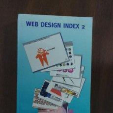 Libros de segunda mano: WEB DESIGN INDEX 2. Lote 61668836