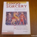 Libros de segunda mano: LINGO SORCERY THE MAGIC OF LIST OBJECTS AND INTELLIGENT AGENTS PROGRAMACIÓN INFORMÁTICA PETER SMALL. Lote 61676920