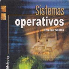 Libros de segunda mano: SISTEMAS OPERATIVOS. Lote 62423812