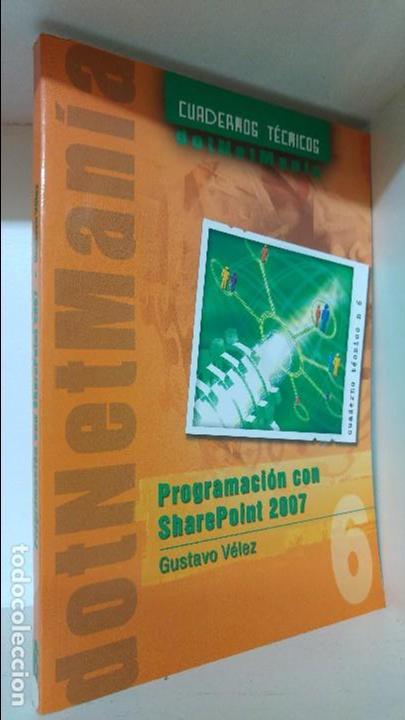 PROGRAMACIÓN CON SHAREPOINT 2007 (Libros de Segunda Mano - Informática)