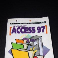 Libros de segunda mano: MICROSOFT ACCESS 97. Lote 64041771