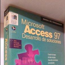 Libros de segunda mano: ACCESS 97 . Lote 64591691