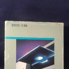 Libros de segunda mano: IBM. SISTEMA OPERATIVO DOS 3.00. SOFTWARE Y MANUAL .AÑO 1984.. Lote 65862126