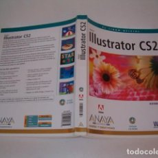 Libros de segunda mano: ADOBE PRESS. ILLUSTRATOR CS2. EL LIBRO OFICIAL. RM77403. . Lote 65930958