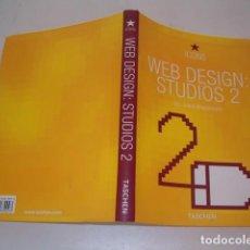 Libros de segunda mano: JULIUS WIEDEMANN (EDIT.). WEB DESIGN: STUDIOS 2. RMT77437. . Lote 65934042