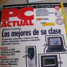 Libros de segunda mano: PC ACTUAL. Nº 113 DE NOVIEMBRE 1999. Lote 65952122