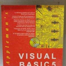 Libros de segunda mano: VISUAL BASIC 5. Lote 68294297
