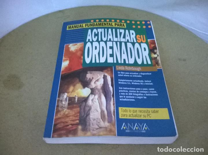 ACTUALIZAR SU ORDENADOR (Libros de Segunda Mano - Informática)