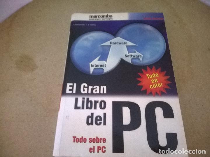EL GRAN LIBRO DEL PC (Libros de Segunda Mano - Informática)