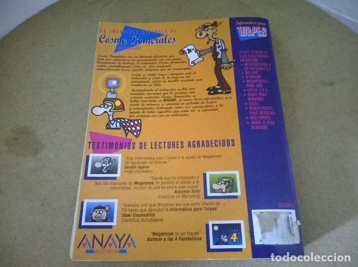 Libros de segunda mano: INFORMATICA PARA TORPES ACCES - Foto 2 - 68535349