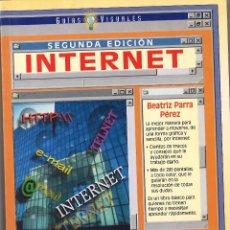 Libros de segunda mano - Internet. Guias visuales. Anaya Multimedia. 1998 - 69504289