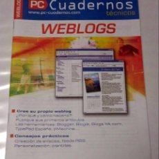 Weblogs - Blogs - PC Cuadernos