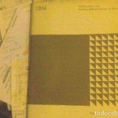 Libros de segunda mano - Introducción a los Sistemas IBM de Proceso de Datos - 69864437