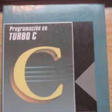 Libros de segunda mano: #PROGRAMACIÓN EN TURBO C. Lote 71472882