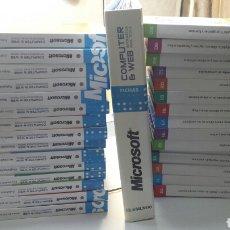Libros de segunda mano: CURSO COMPLETO MICROSOFT COMPUTER & WEB AÑO 2008. Lote 71635367