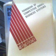 Libros de segunda mano: HANDBOOK OF COMPETITIVE SMALL BUSINESS SYSTEMS. Lote 71702503