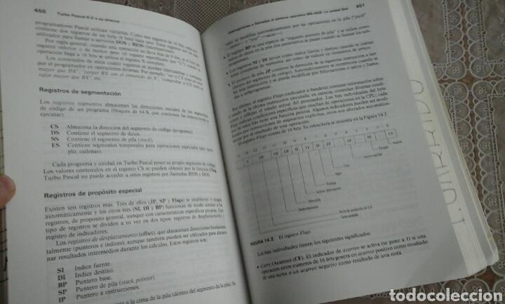 Libros de segunda mano: Turbo Pascal 6.0.Luis Joyanes Aguilar - Foto 3 - 73657362