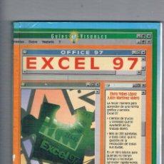 Libros de segunda mano: LIBRO GUIAS VISUALES EXCEL 97 ANAYA MULTIMEDIA OFICCE 97. Lote 74952083