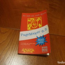 Second hand books - PAGEMAKER 6.5 - 80123785