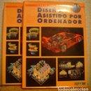 Libros de segunda mano: CURSO DE COMPUTERVISION CAD.DISEÑO ASISTIDO POR ORDENADOR.2 VOLUMENES.. Lote 80359961