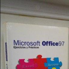 Libros de segunda mano: MICROSOFT OFFICE 97. Lote 82271760