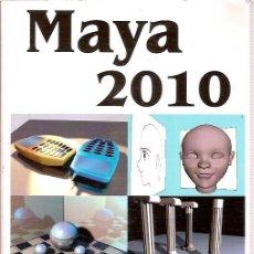 Libros de segunda mano - MAYA 2010 CURSO PRACTICO JOSEP MOLERO - 82903088