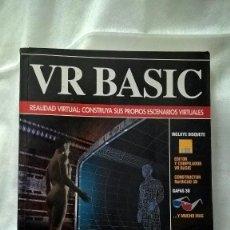 Livros em segunda mão: VR BASIC, REALIDAD VIRTUAL, CONSTRUYA SUS PROPIOS ESCENARIOS VIRTUALES. Lote 83040716