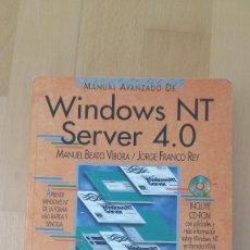 Libros de segunda mano - WINDOWS NT SERVER 4.0 ANAYA MULTIMEDIA CD ROM INCLUIDO - 83663576
