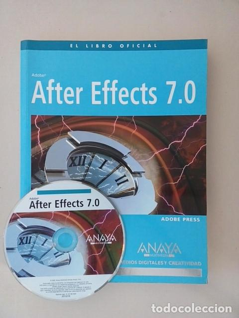 AFTER EFFECTS 7.0 (Libros de Segunda Mano - Informática)