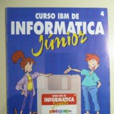 Second hand books - CURSO IBM DE INFORMATICA JUNIOR - MULTIMEDIA EDICIONES - 84417884