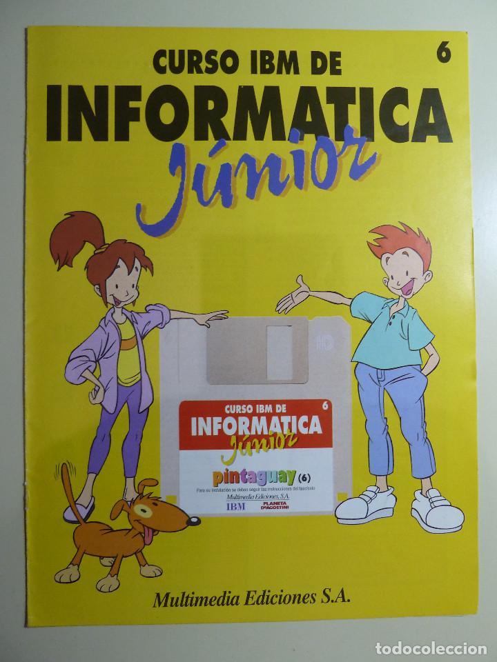 Libros de segunda mano: CURSO IBM DE INFORMATICA JUNIOR - MULTIMEDIA EDICIONES - Foto 2 - 84417884