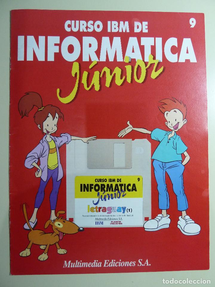 Libros de segunda mano: CURSO IBM DE INFORMATICA JUNIOR - MULTIMEDIA EDICIONES - Foto 5 - 84417884