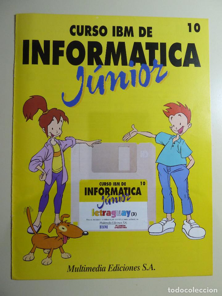 Libros de segunda mano: CURSO IBM DE INFORMATICA JUNIOR - MULTIMEDIA EDICIONES - Foto 6 - 84417884