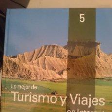 Libros de segunda mano: GUIA PRACTICA DE INTERNET 2000 N 5 -LO MEJOR DE TURISMO Y VIAJES EN INTERNET -REFSAMUESCES2CE. Lote 84545264