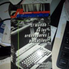 Libros de segunda mano: EL MUNDO DE LOS ORDENADORES PORTÁTILES - ZENITH DATA SYSTEMS. Lote 85551776