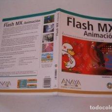 Libros de segunda mano: SANDRO CORSARO. FLASH MX. ANIMACIÓN. RMT80357. . Lote 85716600