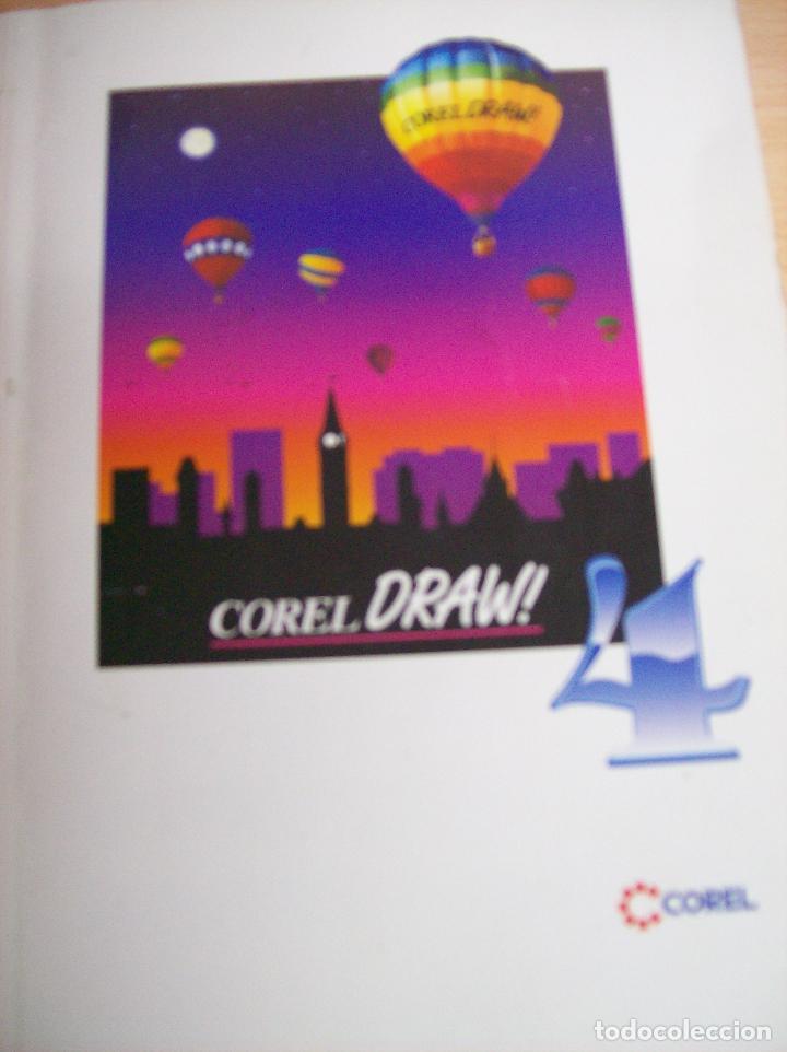 COREL DRAW 4 (Libros de Segunda Mano - Informática)
