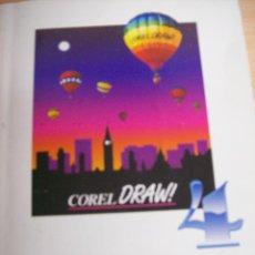 Libros de segunda mano: COREL DRAW 4. Lote 85841152