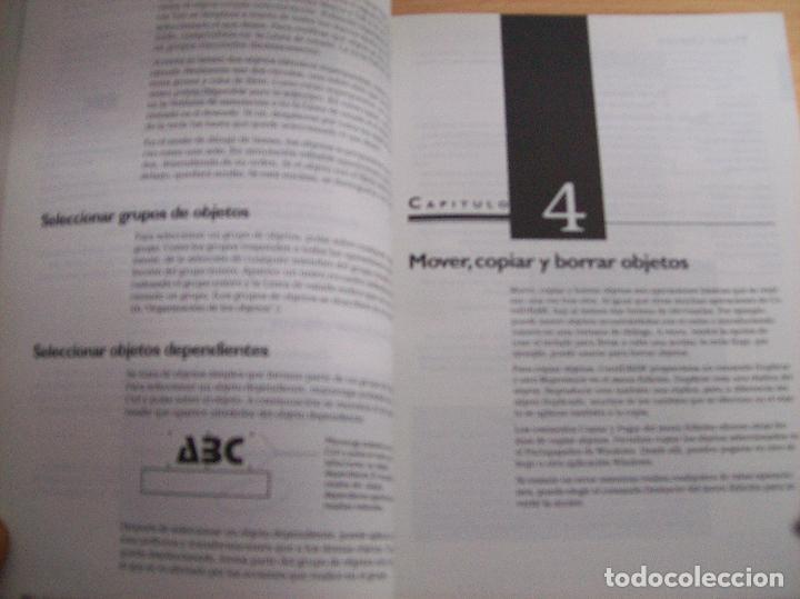 Libros de segunda mano: COREL DRAW 4 - Foto 2 - 85841152