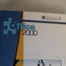 Libros de segunda mano: CURSO PRÁCTICO DE WORD 2000 - OFFICE 2000.. Lote 86104496