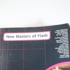 Libros de segunda mano: NEW MASTERS OF FLASH. VV.AA .INCLUYE CD-ROM. TEXTO EN INGLÉS.. Lote 86129364