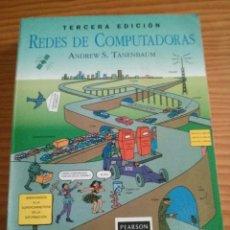Libros de segunda mano: LIBRO REDES DE COMPUTADORAS TERCERA EDICIÓN DE ANDREW S.TANENBAUM EDITORIAL PEARSON AÑO 1997 . Lote 86982824